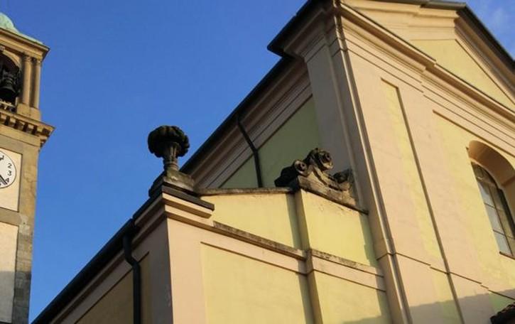 """Monticello, le campane tornano """"a casa""""  Oggi la benedizione"""