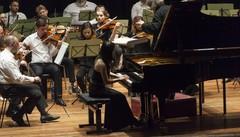 Cantùdi nuovo città del pianoforte  Al Concorso talenti di 15 nazionalità