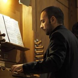 Lunedì dell'Angelo: musica a S. Fedele  Ivan Ronda, un talento all'organo