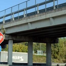 Il cantiere del nuovo ponte di Isella  Che cosa cambierà per la viabilità