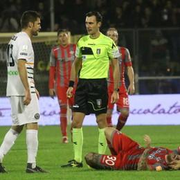 Uno storico debutto in serie A  Maggioni arbitra a Sassuolo