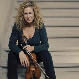 Gwendolyn Masin: al Sociale    un violino per il mondo