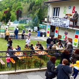 In 500 alla fiera del taleggio  «Ci sono mancati gli Alpini»
