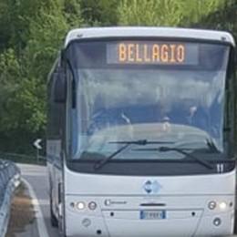 Oliveto, Pendolari e studenti vincono   Un bus grande sulla tratta per Bellagio
