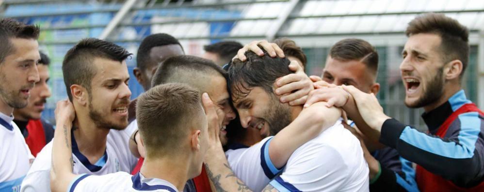 Sale la febbre del derby  Il Lecco medita il colpo