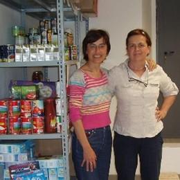 Aiutare le famiglie in crisi  Colletta alimentare a Lurago