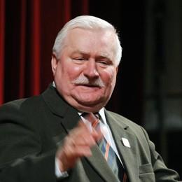 Walesa, appuntamento con la Storia  A Morbegno arriva il premio Nobel