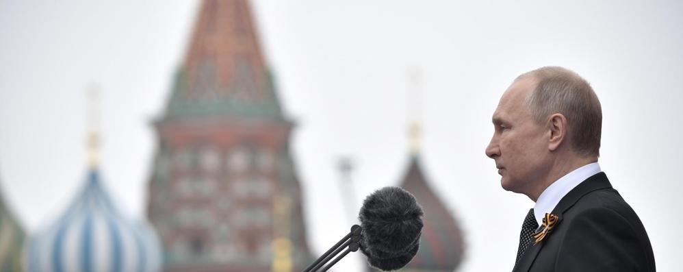 Arrestato magnate russo E' un nemico di Putin