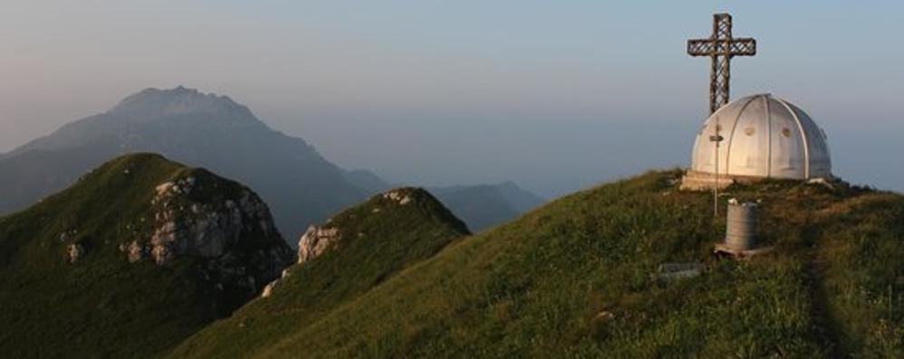 Cade dal monte Due Mani  Grave escursionista di 25 anni