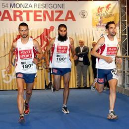 Si corre la Monza-Resegone   Una sfida per 262 formazioni