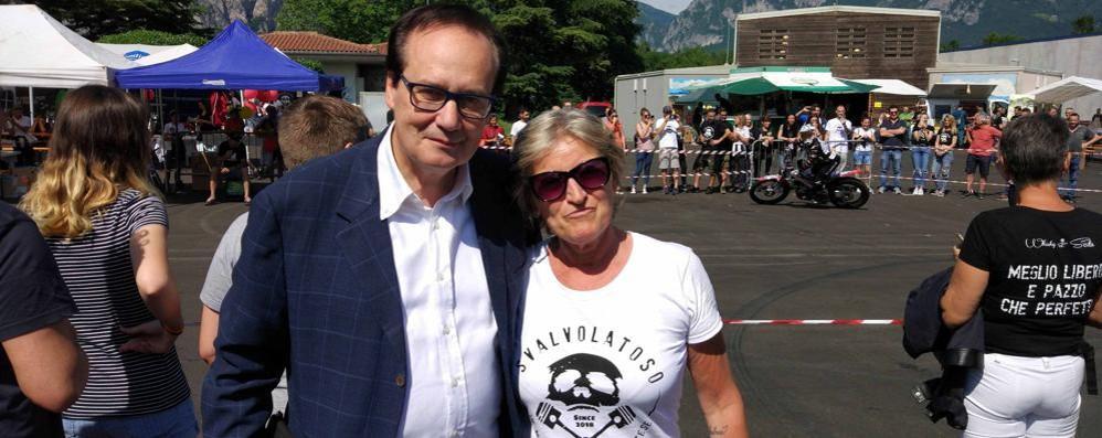 Valmadrera: musica, moto e solidarietà  «Toso con noi»