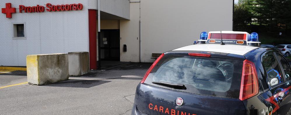 Paziente furioso al Mandic  Intervengono i carabinieri