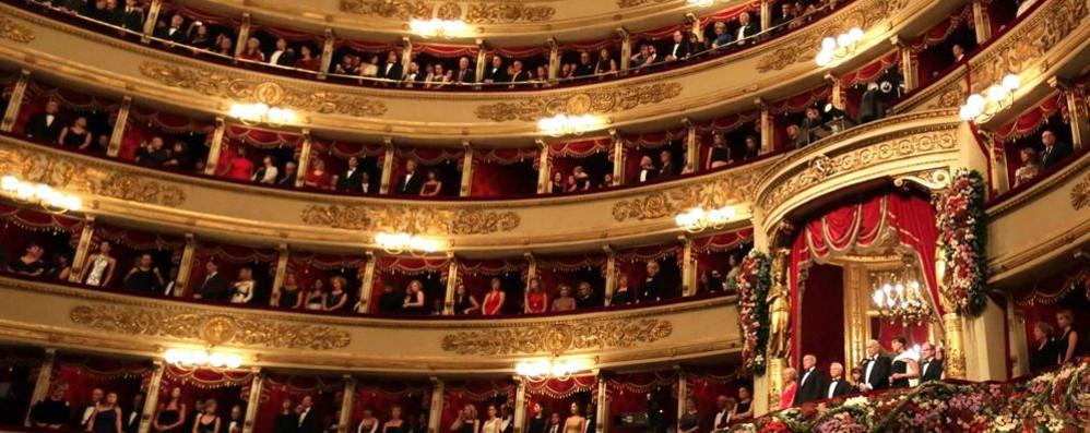"""""""Die Tote Stadt"""", tanti i lecchesi  per la prima alla Scala"""