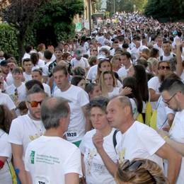 Gravedona, si corre per Angelica  Fiume di solidarietà alla maratona