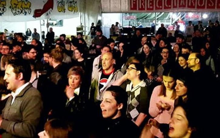 Molta musica e niente plastica  È la festa FrecciaRossa Live