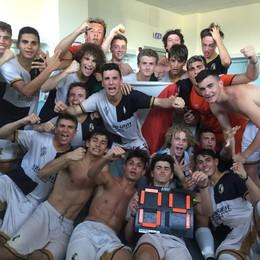 Olginatese Under 17 nella storia  I bianconeri sono campioni d'Italia