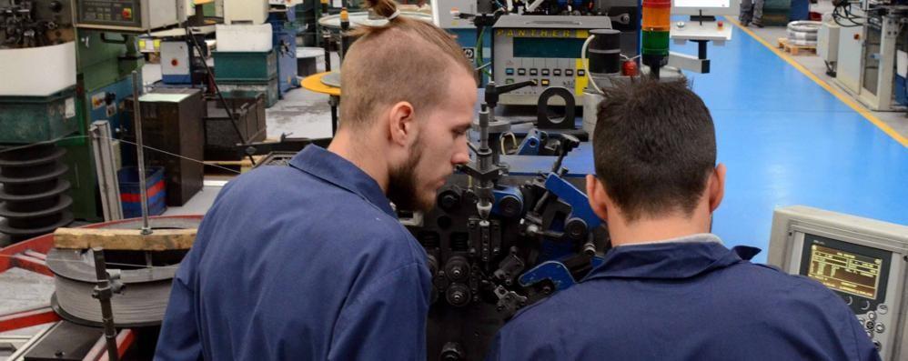 Lecco: tra gli introvabili   gli operai e i tecnici