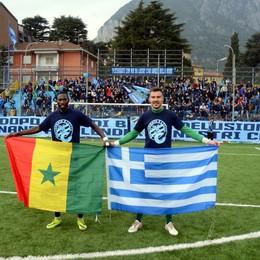 Safarikas il greco c'è  Altra bella conferma