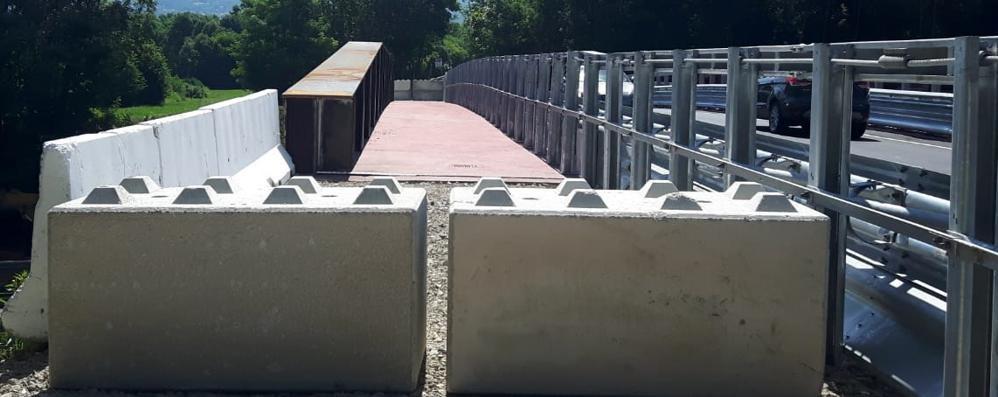 Annone: il ponte? Resta com'è  Le ciclopedonali non verranno finite