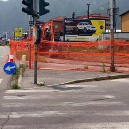 Con i lavori in via Polvara   verrà chiusa la Provinciale