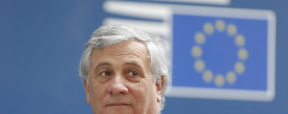 Tajani candidato a nuovo incarico di prestigio a Eurocamera