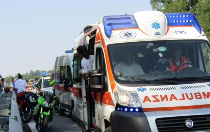 Costa Masnaga, incidente in 36  E il traffico impazzisce