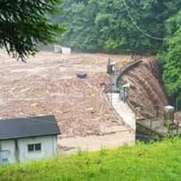 Ok di Protezione civile e Prefettura  Via ai lavori alla diga di Pagnona