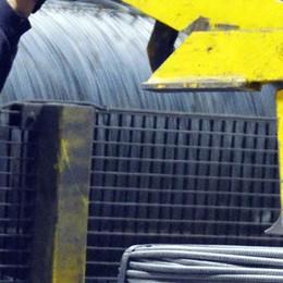 Lecco: anche l'acciaio   punta sul riciclo