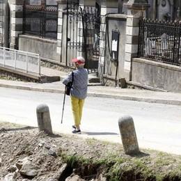Stato d'emergenza, danni per 6 milioni  Le casse di Casargo  già in rosso