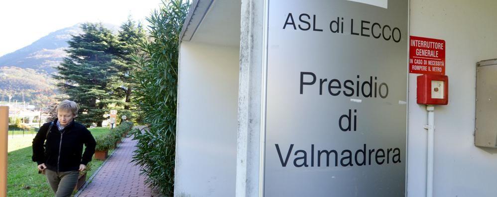 Valmadrera, l'ex Asl chiude  fino al 30 settembre