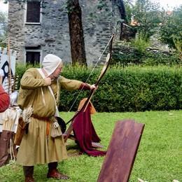 Dervio, la festa medievale conquista   più spettatori che mai