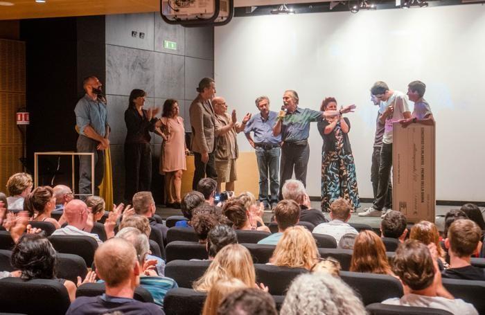 Como: le premiazioni concorso per cortometraggi Filmlakers in biblioteca comunale nell'ambito di Lake Como Film Festival