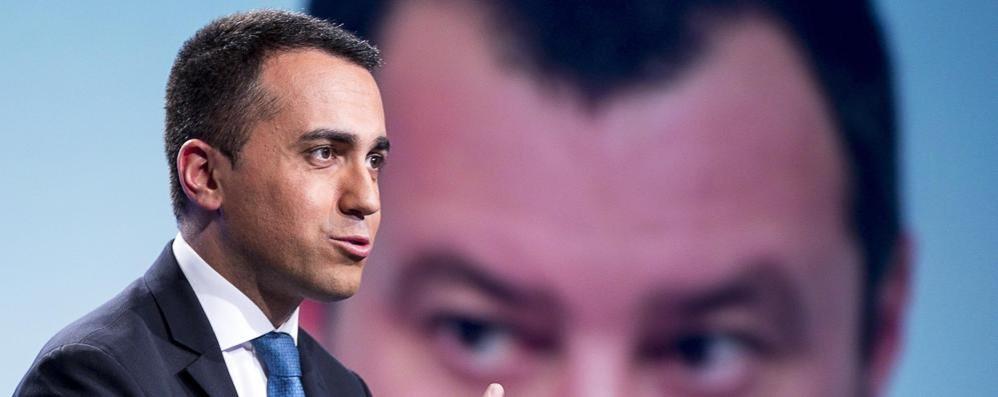 Di Maio, Salvini  E la mosca nel bicchiere