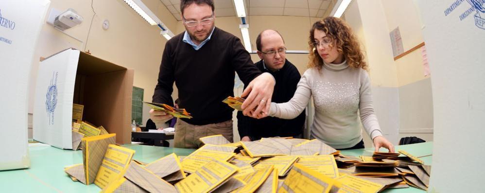 Elezioni più probabili  Voi chi votereste? Il sondaggio