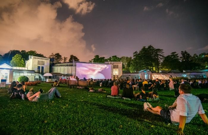 Lake Como Film Nights a villa Erba