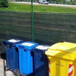Colico. Un'area rifiuti   per i non residenti