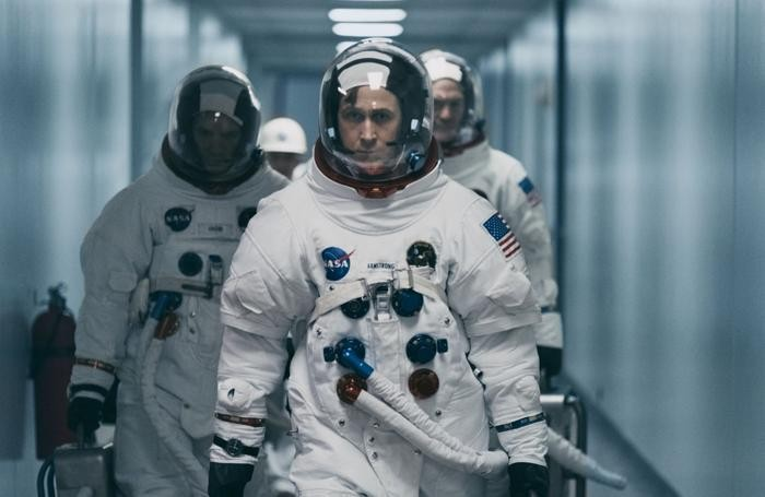 Ryan Gosling nel film First man di Damien Chazelle