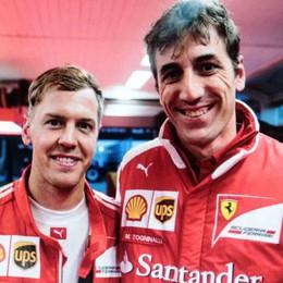Formula Uno, è rosso Ferrari il trionfo di Togninalli