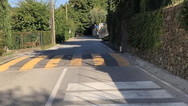 Olgiate, via Pilata tornerà a doppio senso Il Comune sta installando i semafori