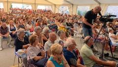 """""""Civiltà"""", la sfida vinta a Camogli  dal Festival della Comunicazione"""