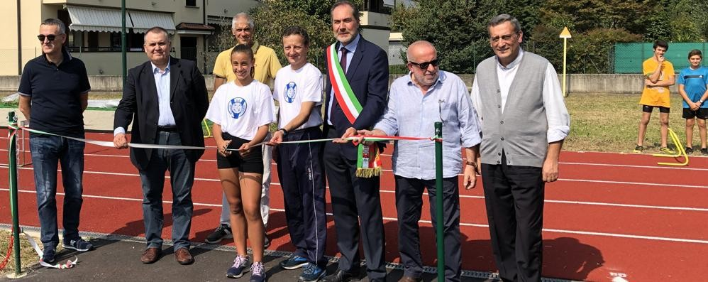 «Nuova pista di atletica  Un punto di partenza»