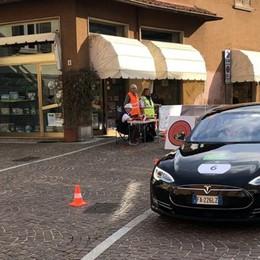 Merate, Mille Miglia Green silenziosa   Le auto elettriche stupiscono