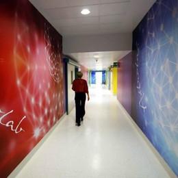 Super-laboratorio  per curare i bambini