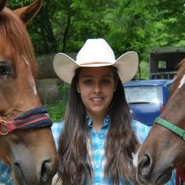 Introbio, furto da diecimila euro al ranch  Rubata attrezzatura per cavalli