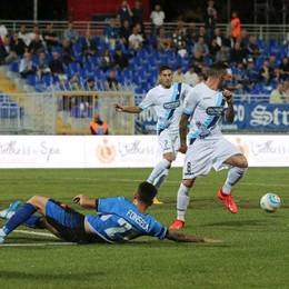 Lecco generoso ma punito  Prende tre gol a Novara