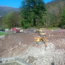 «Il ponte di Bindo sul Rossiga   sarà inaugurato il 21 aprile»