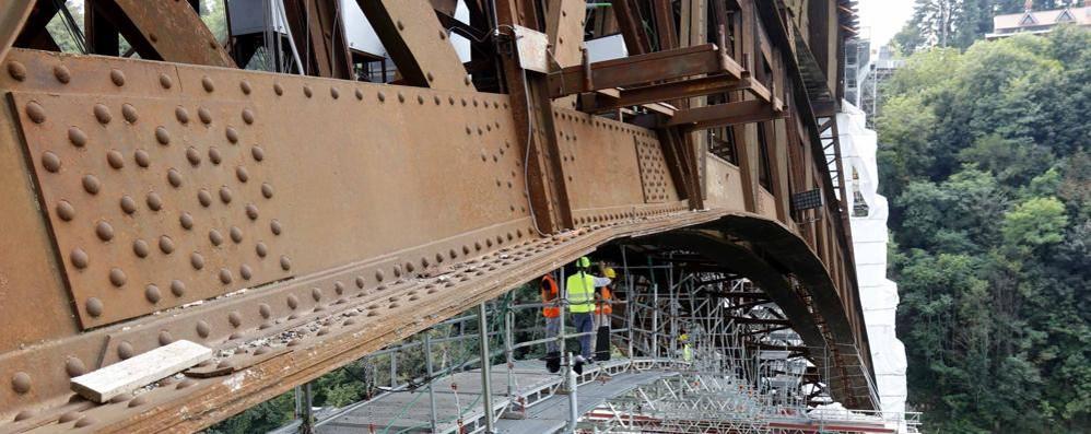 Paderno, ponte nuovo di zecca  per sostituire il San Michele