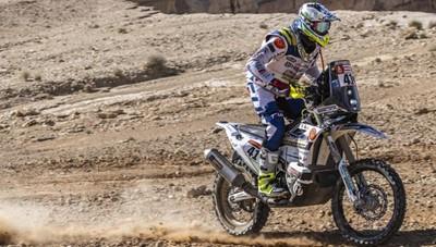 Dakar, anche la tempesta di sabbia  Cerutti chiude la tappa al 19° posto