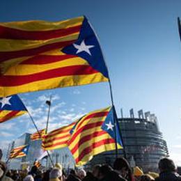 Puigdemont, la Catalogna è oggi un affare interno europeo