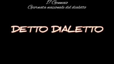 Il video sul dialetto
